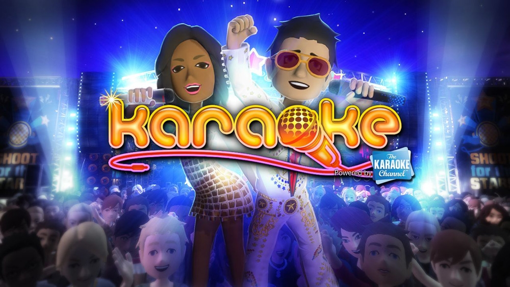 Kp, forrsa: Karaoke