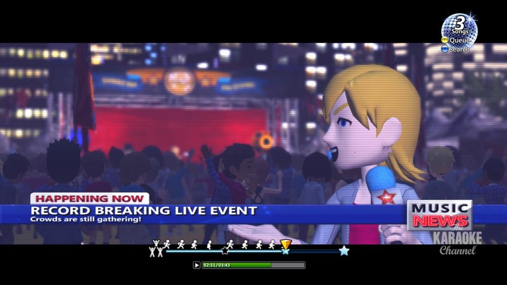 Kuva pelistä Karaoke