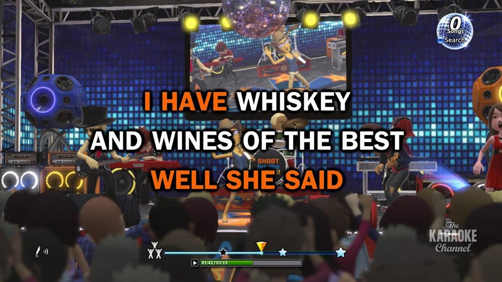 Image from Karaoke