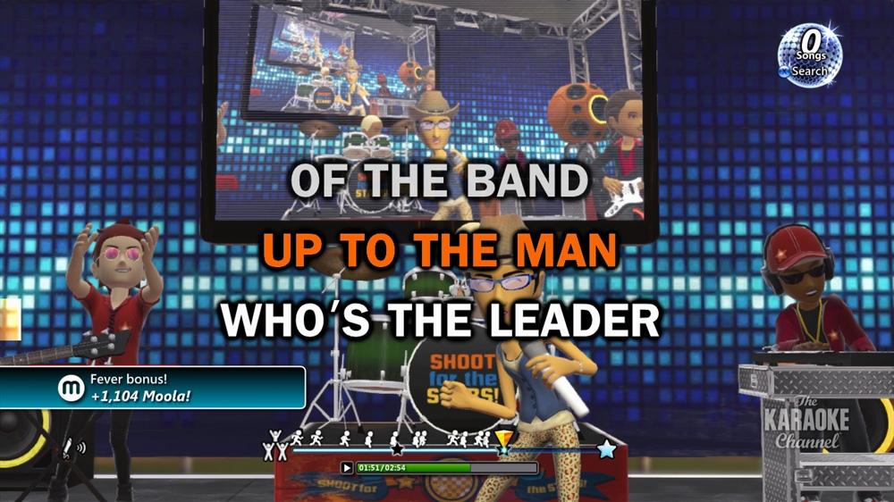 Bilde fra Karaoke