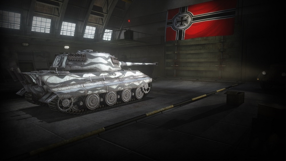 Kuva pelistä World of Tanks Public Test