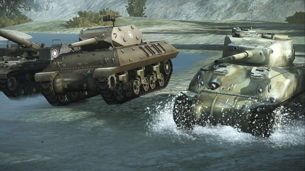 Imagen de World of Tanks!