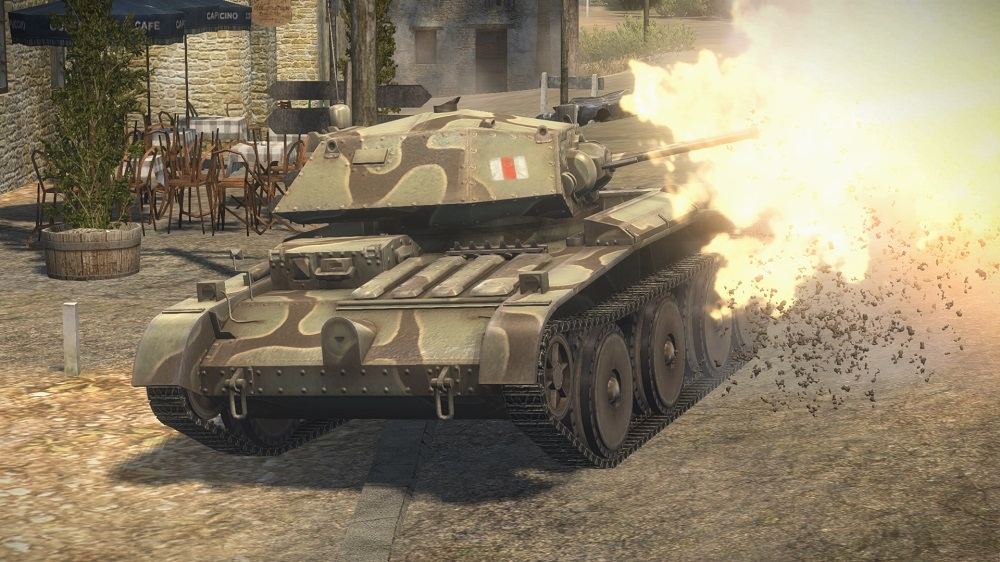 Imagem de World of Tanks!