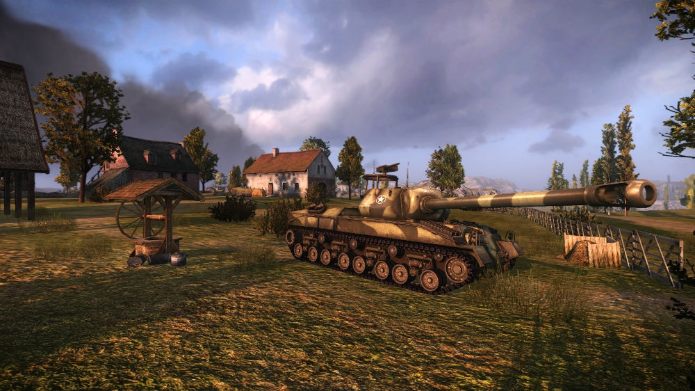 Imagem de World of Tanks