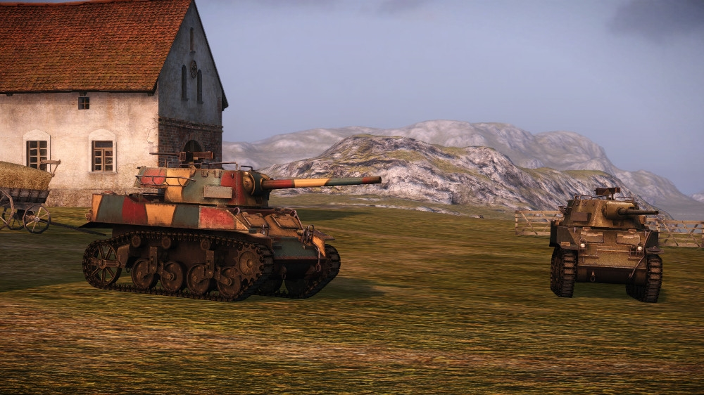Image from World of Tanks