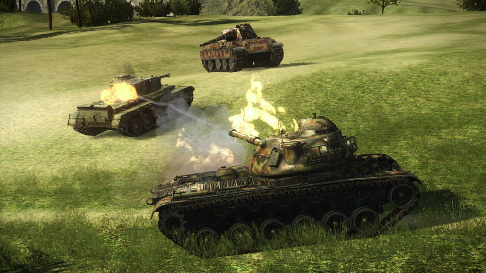 Imagen de World of Tanks