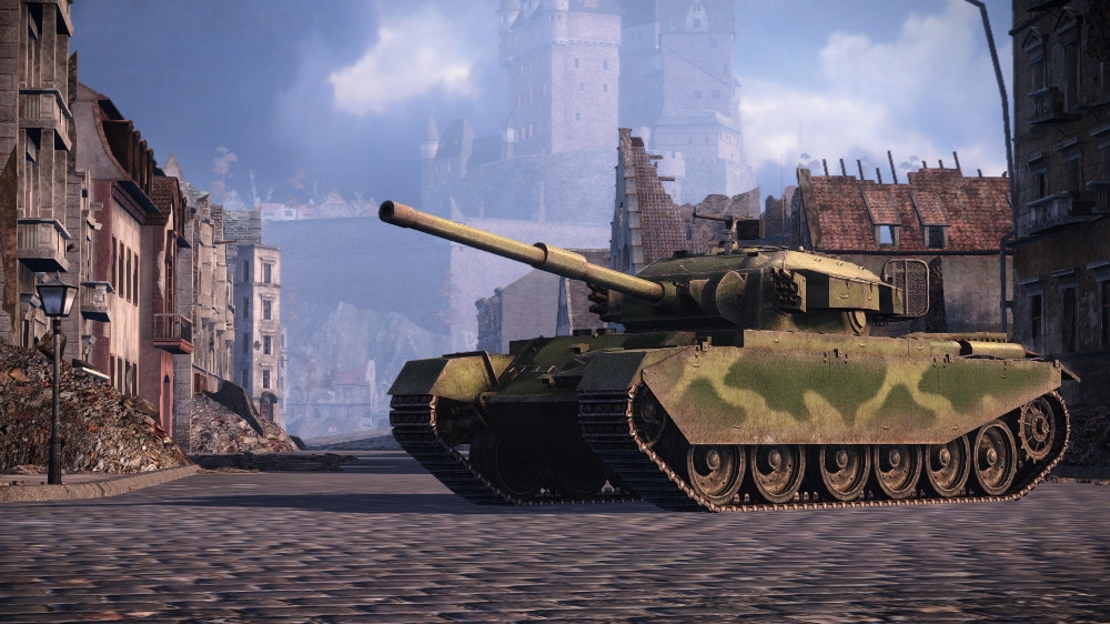 World of Tanks の画像