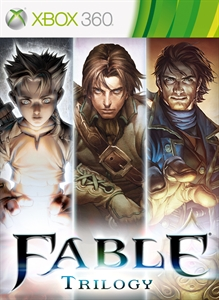 Pack Trilogie Fable