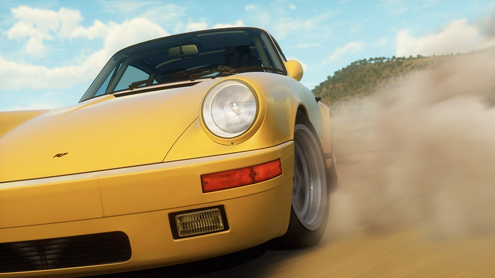 Image from Forza Horizon 2