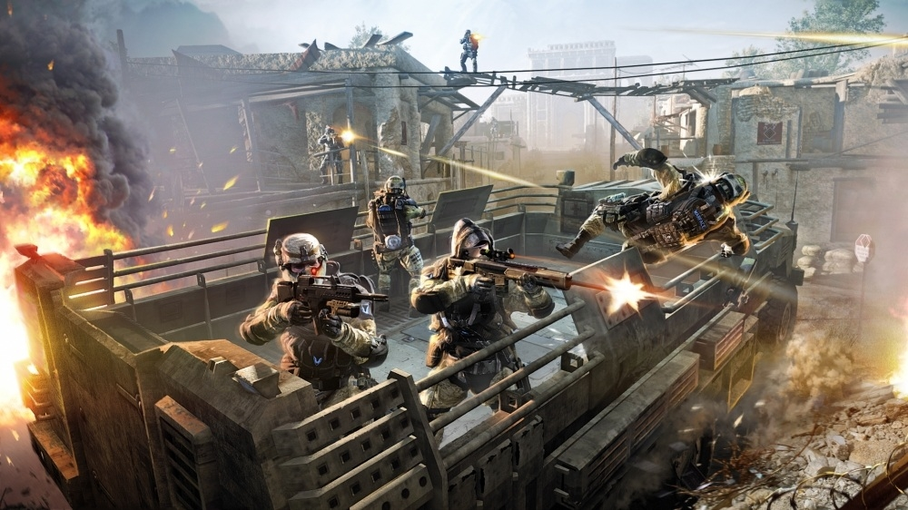 Image from Warface