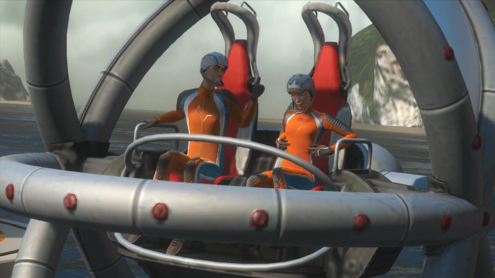 Image from ScreamRide