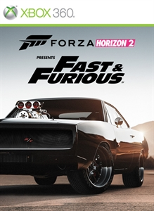 Forza Horizon 2 Presents Fast & Furious boxshot