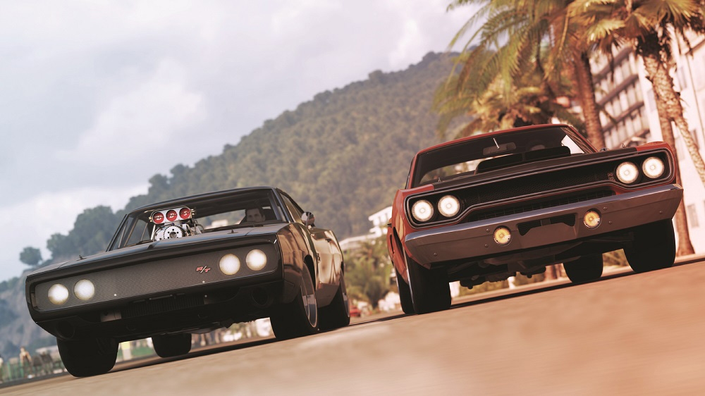 FH2 presents Fast & Furious のイメージ