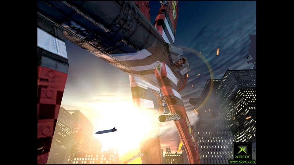 Image from Crimson Skies High Road to Revenge