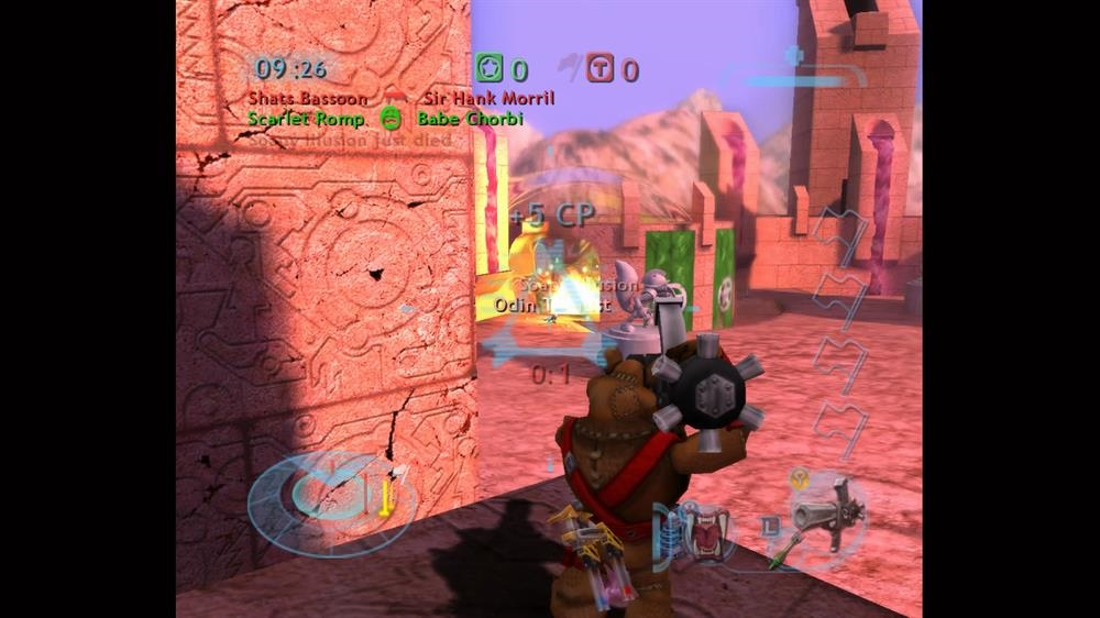 Image from Conker: Live and Reloaded