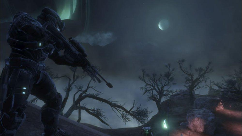Image from Halo: Reach Demo
