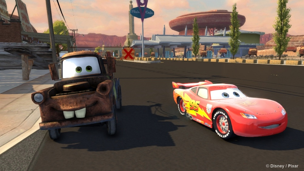 Image from KINECT RUSH: A Disney • PIXAR Adventure (Demo)