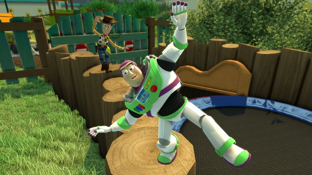 Image from KINECT RUSH: A Disney  PIXAR Adventure (Demo)