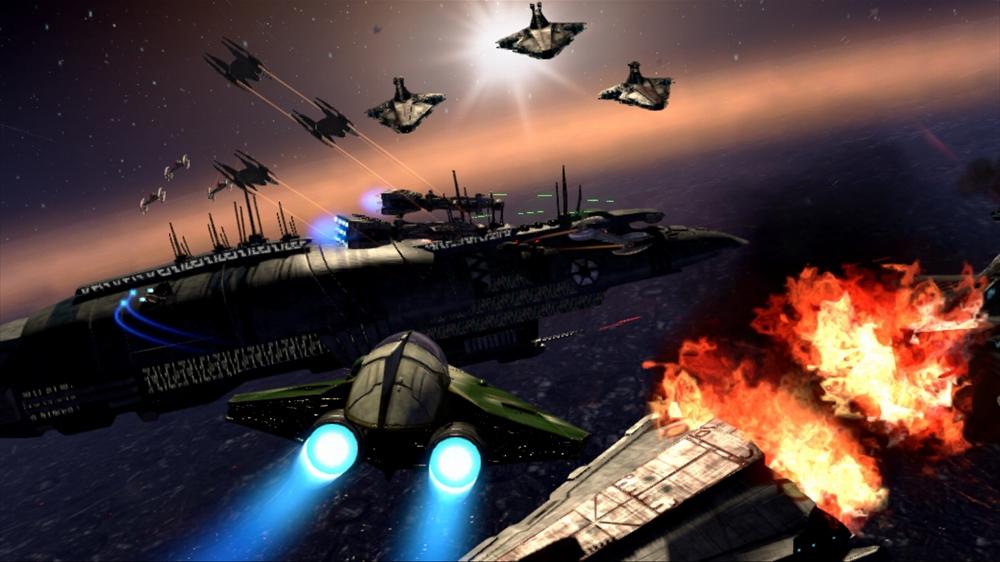 Imagen de Kinect Star Wars (Demo)