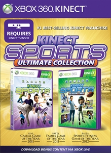 Raccolta Kinect Sports Ultimate
