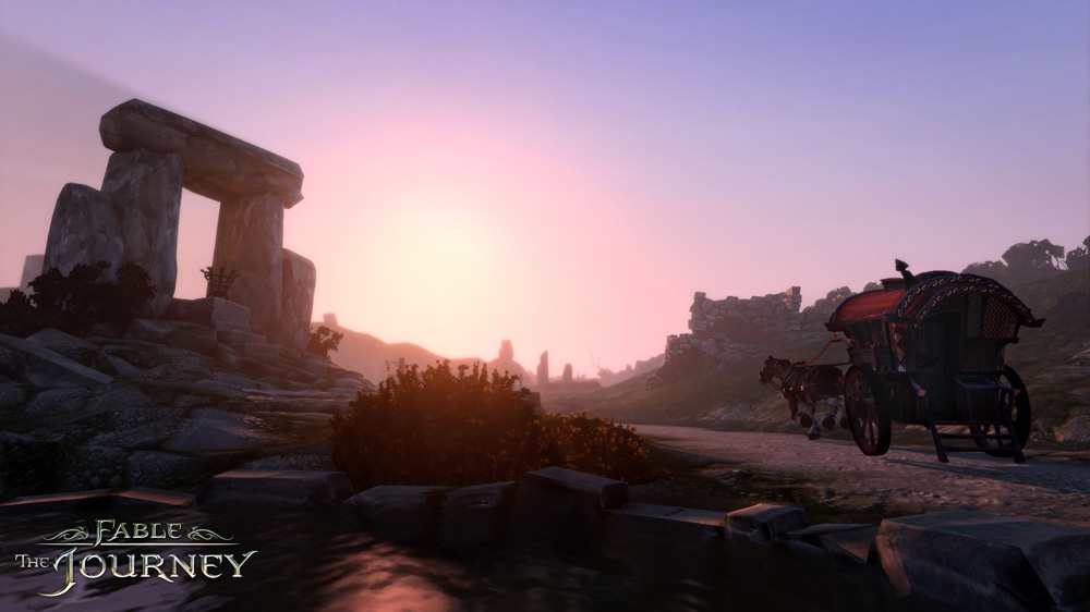 Kép, forrása: Fable: The Journey Demo