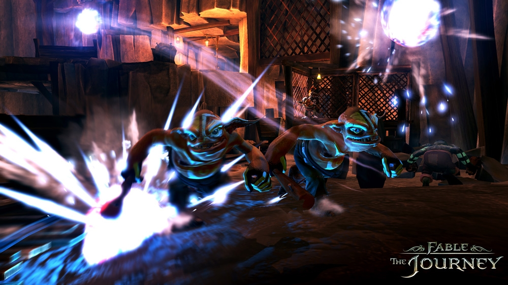 Image de Fable: The Journey Demo