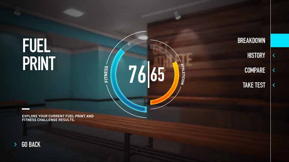 Image de Demo: Nike+ Kinect Training