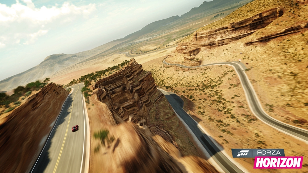Image from Forza Horizon