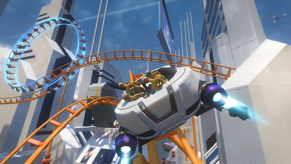 Image from ScreamRide Demo
