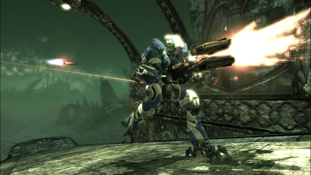 Image from Unreal Tournament III