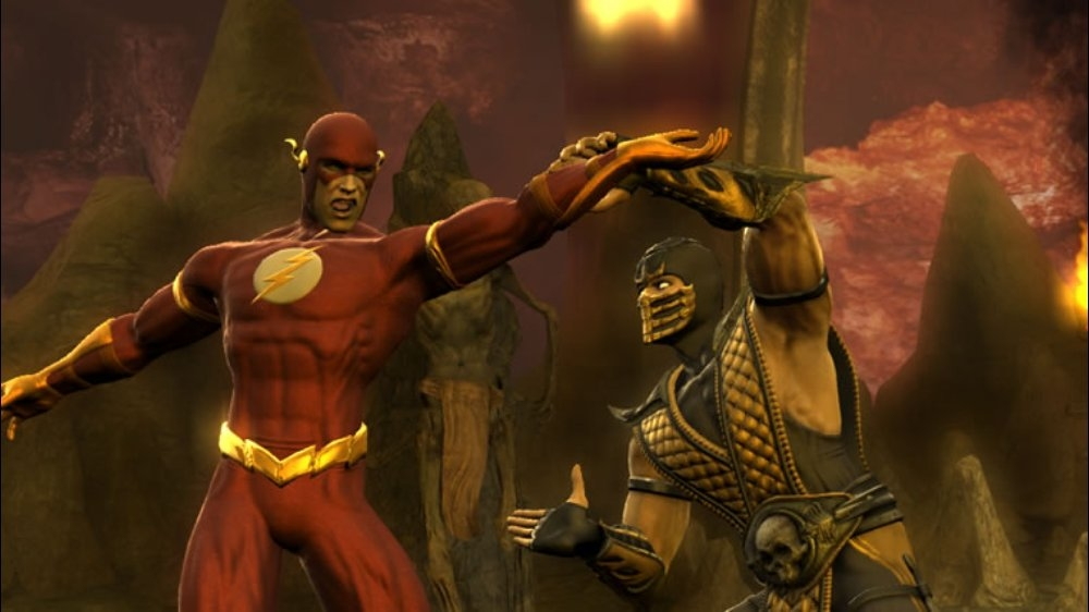 Image from Mortal Kombat vs. DCU