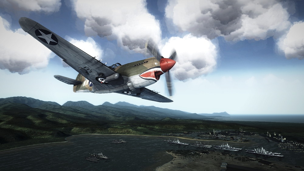 Image from Damage Inc. - Pacific Squadron WWII