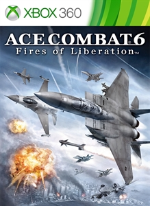 ACE COMBAT 6 THEME #06 Character Theme Pack
