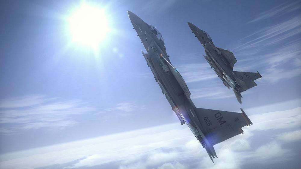 ACE COMBAT 6 の画像