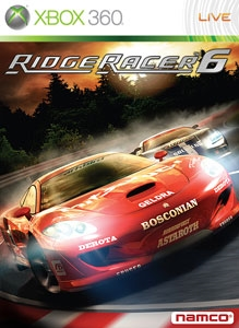 Ridge Racer 6 (480p)