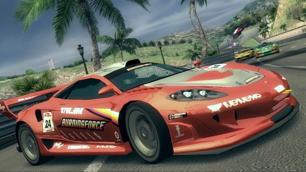 Ridge Racer 6 の画像