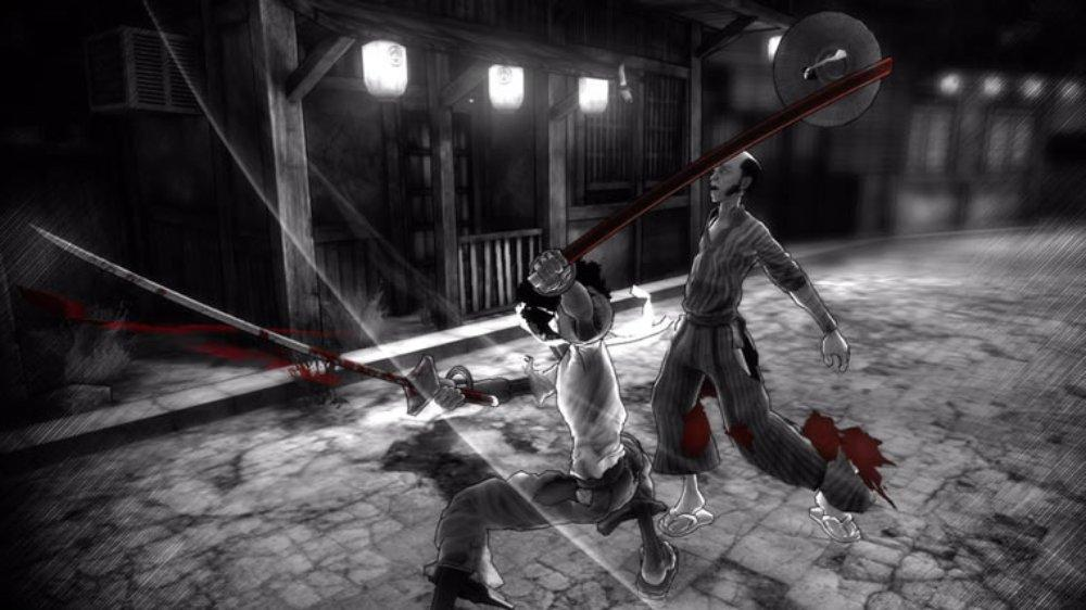 Image from AFRO SAMURAI