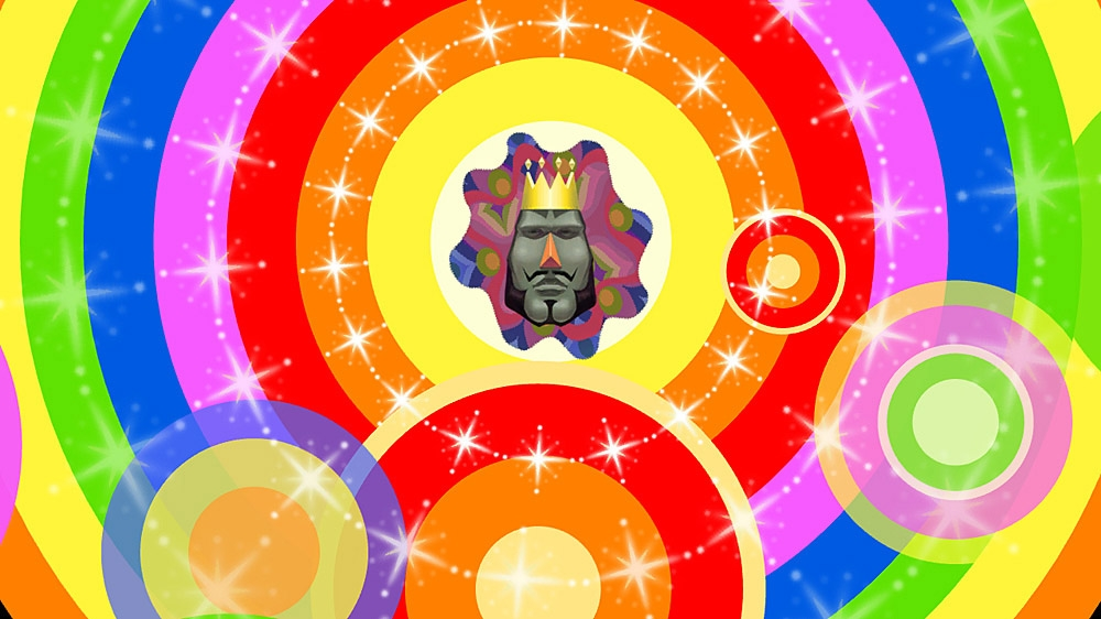 Image from Beautiful Katamari