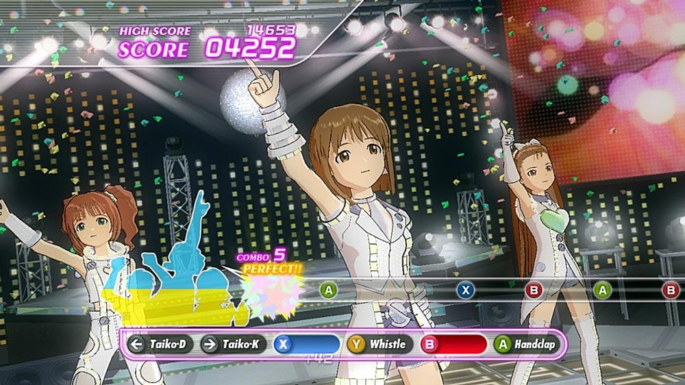 アイドルマスター ライブフォーユー! のイメージ