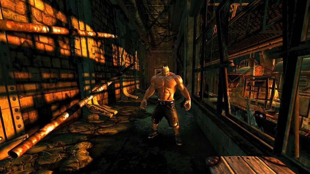 Image from SPLATTERHOUSE®