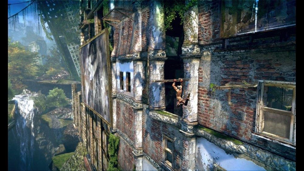 Snímek ze hry Enslaved