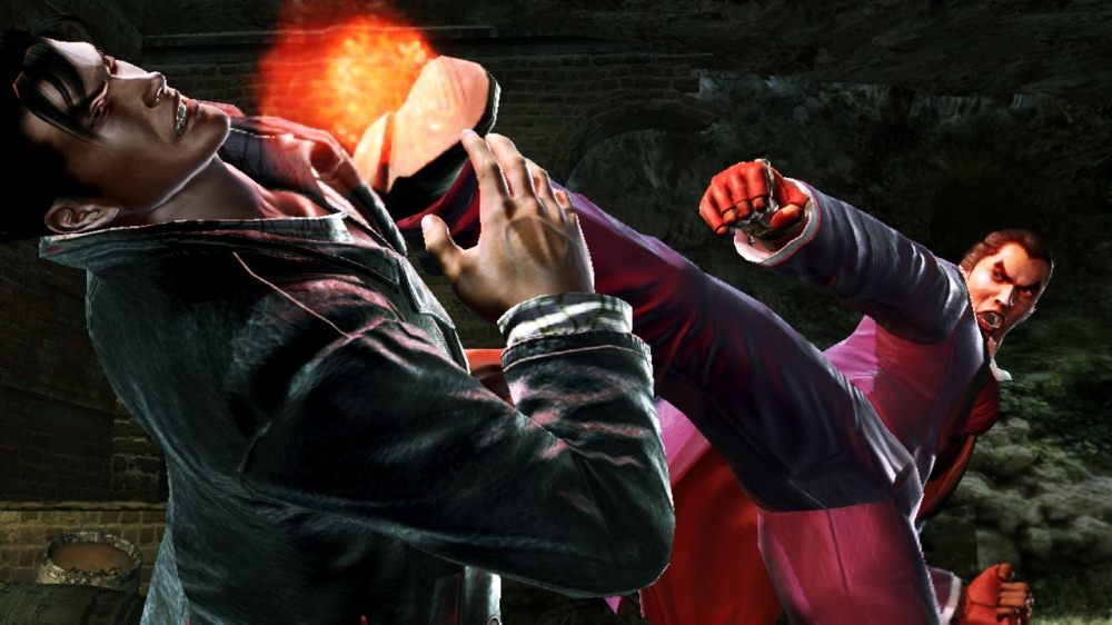 Image from TEKKEN 6