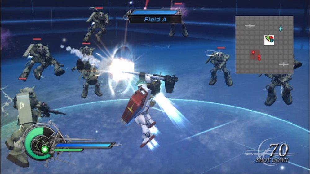 Image from DW: GUNDAM 2