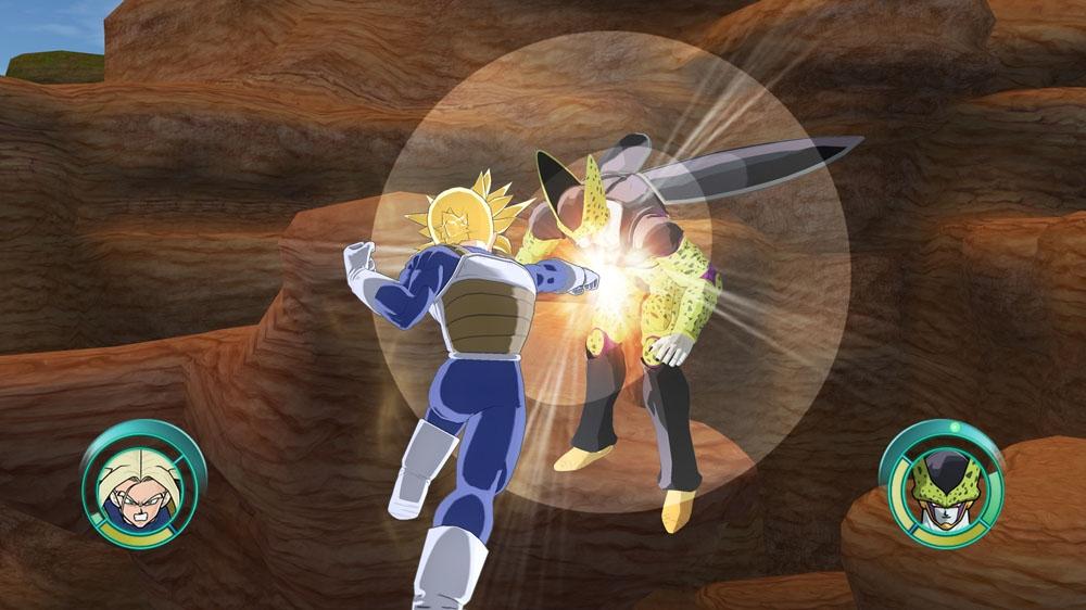 Imagen de DB: Raging Blast