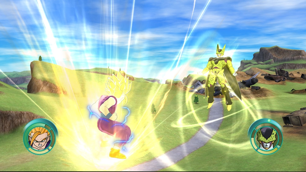 Image from DB: Raging Blast