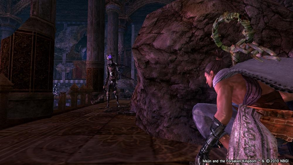 Image from Majin and the Forsaken Kingdom