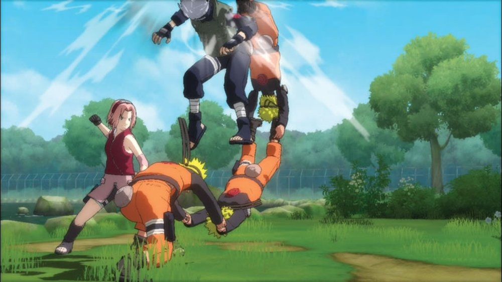 Image from NINJA STORM 2