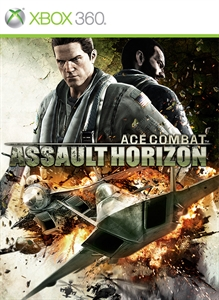 ACE COMBAT ASSAULT HORIZON Close-Range Assault Trailer