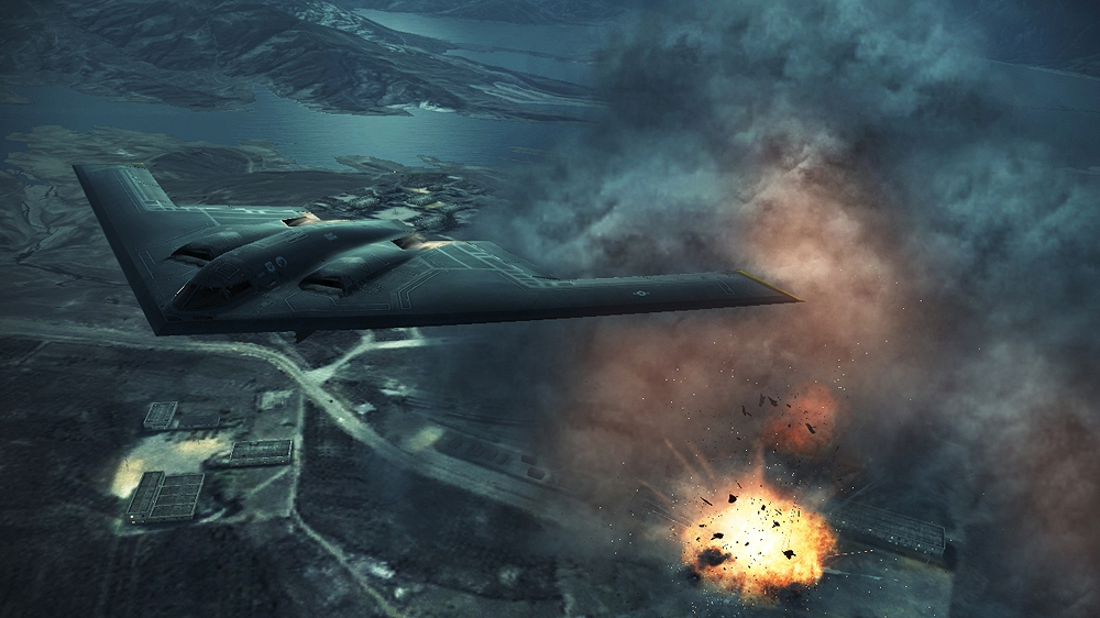 Image from ACE COMBAT: AH
