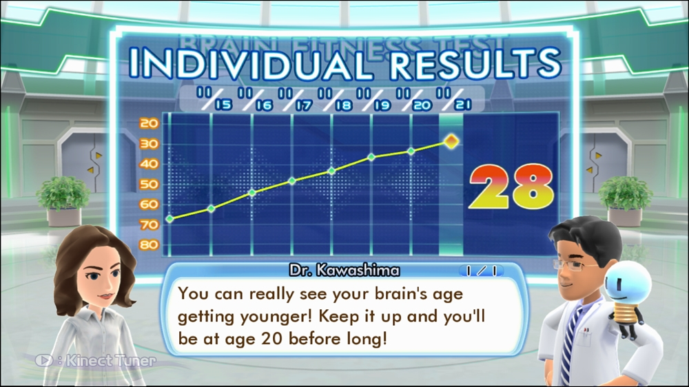 Afbeelding van Dr. Kawashima's Body and Brain Exercises
